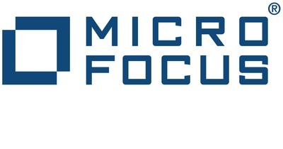 Micro Focus Logo (PRNewsFoto/Micro Focus)