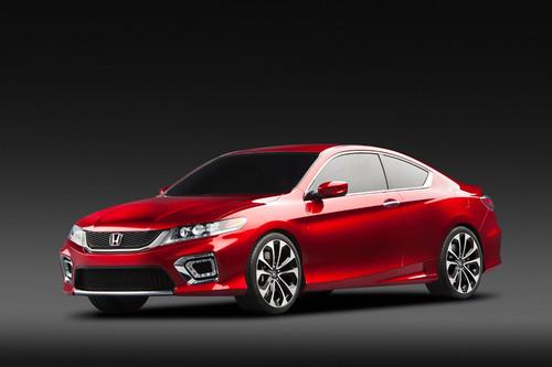 Honda Unveils 2013 Accord Coupe Concept