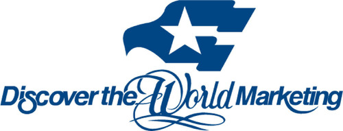 Discover the World Marketing logo. (PRNewsFoto/Discover the World Marketing)