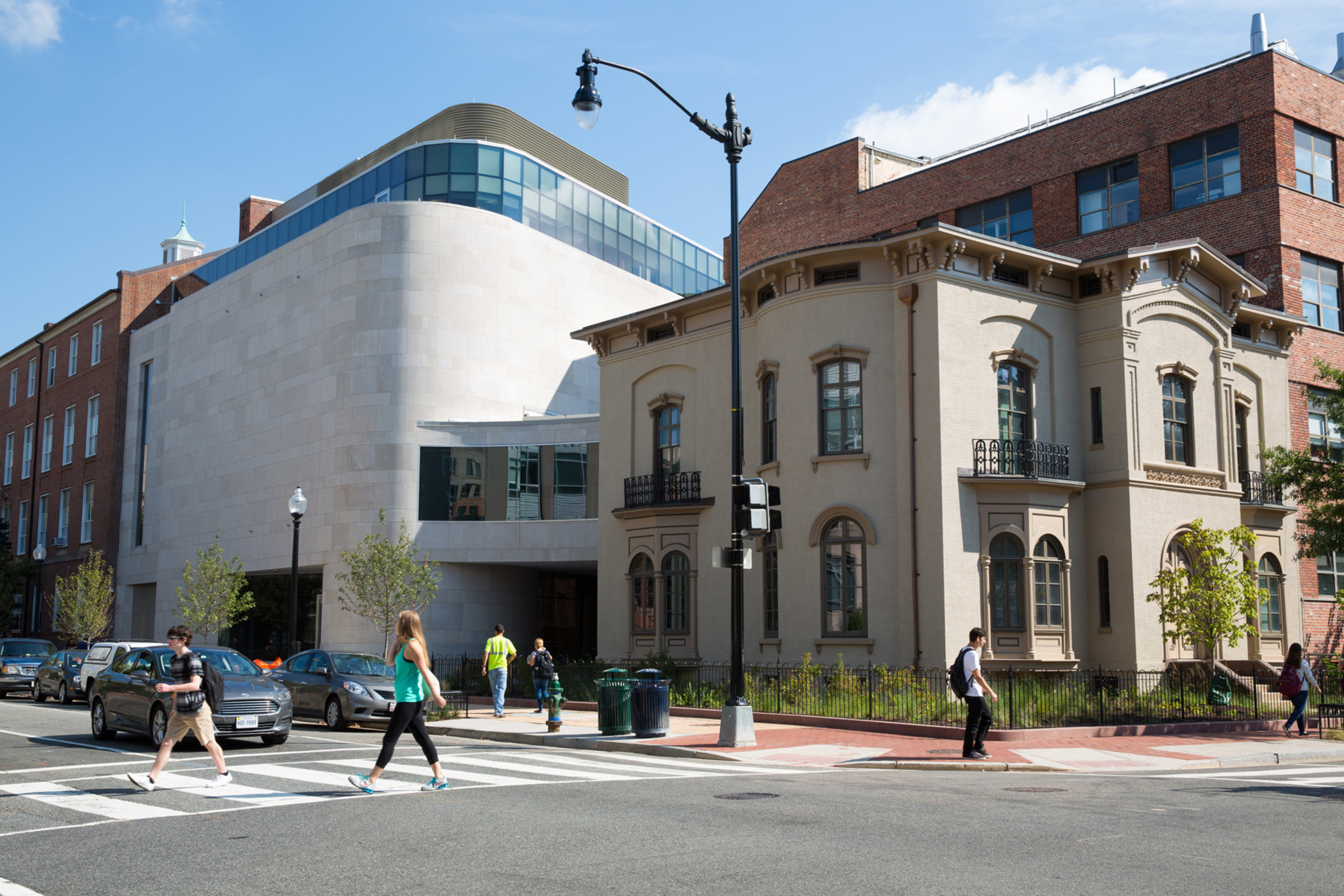 The George Washington University Museum and The Textile Museum Opens to the Public