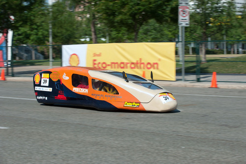 Houston Students Prepare to Face Off With Their Fuel-efficient Vehicles at Shell Eco-marathon
