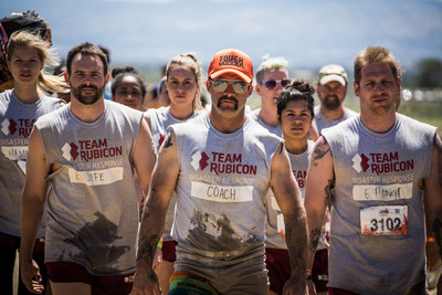 Endurance series Tough Mudder and disaster response nonprofit Team Rubicon announce a new charity partnership with dual purpose: aid disaster victims while redefining veteran reintegration.