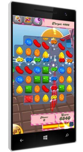 King Digital announces that Candy Crush Saga has been released on Windows Phone (PRNewsFoto/King Digital)