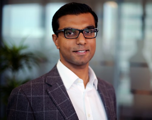 Dev Pragad, Managing Director of IBT Media UK and EMEA (PRNewsFoto/IBT Media UK)