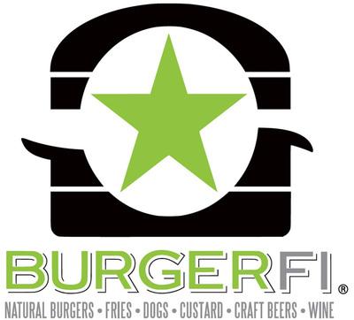 BurgerFi Logo.  (PRNewsFoto/BurgerFi)