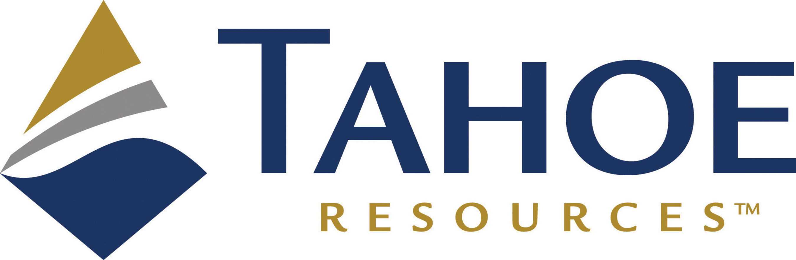 New Tahoe Logo (PRNewsFoto/Tahoe Resources Inc.)