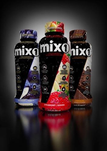 mix1 New Product Release (PRNewsFoto/Mix1 Life, Inc.)