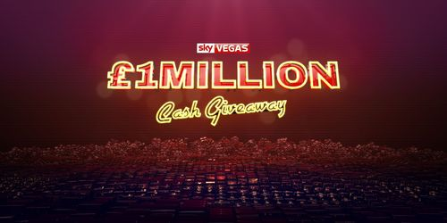 Sky Vegas is Excited to Announce the Launch of its Biggest Ever Promotion! (PRNewsFoto/Sky Vegas)