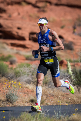 Chosen by Champions: Polar Partners with Top American Triathletes Andy Potts and Sarah Haskins