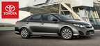 The high quality 2014 Toyota Camry is still a nearly flawless sedan. (PRNewsFoto/Don Jacobs Toyota)