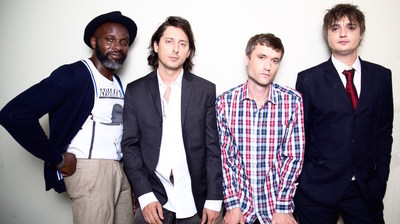 The Libertines worked with Pledge Music to make pre-orders of first album in 11 years, Anthems For Doomed Youth, available to fans