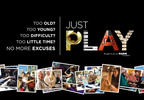 Just Play: New NAMM Foundation PSA Campaign Unveiled at 2013 NAMM Show.  (PRNewsFoto/National Association of Music Merchants (NAMM))