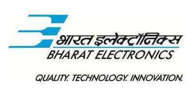 Logo of Bharat Electronics Ltd (PRNewsFoto/Logo of BEL by Rolta)
