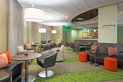 EVEN Hotel Rockville - Social Area (PRNewsFoto/IHG)