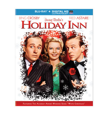 From Universal Studios Home Entertainment: Holiday Inn