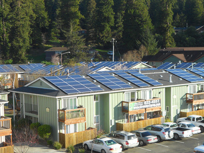Strombeck Properties Unveils New 225kW Solar Power System in Arcata