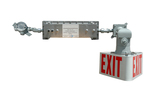 Larson Electronics Releases Emergency Backup Equipped Explosion Proof LED Exit Sign
