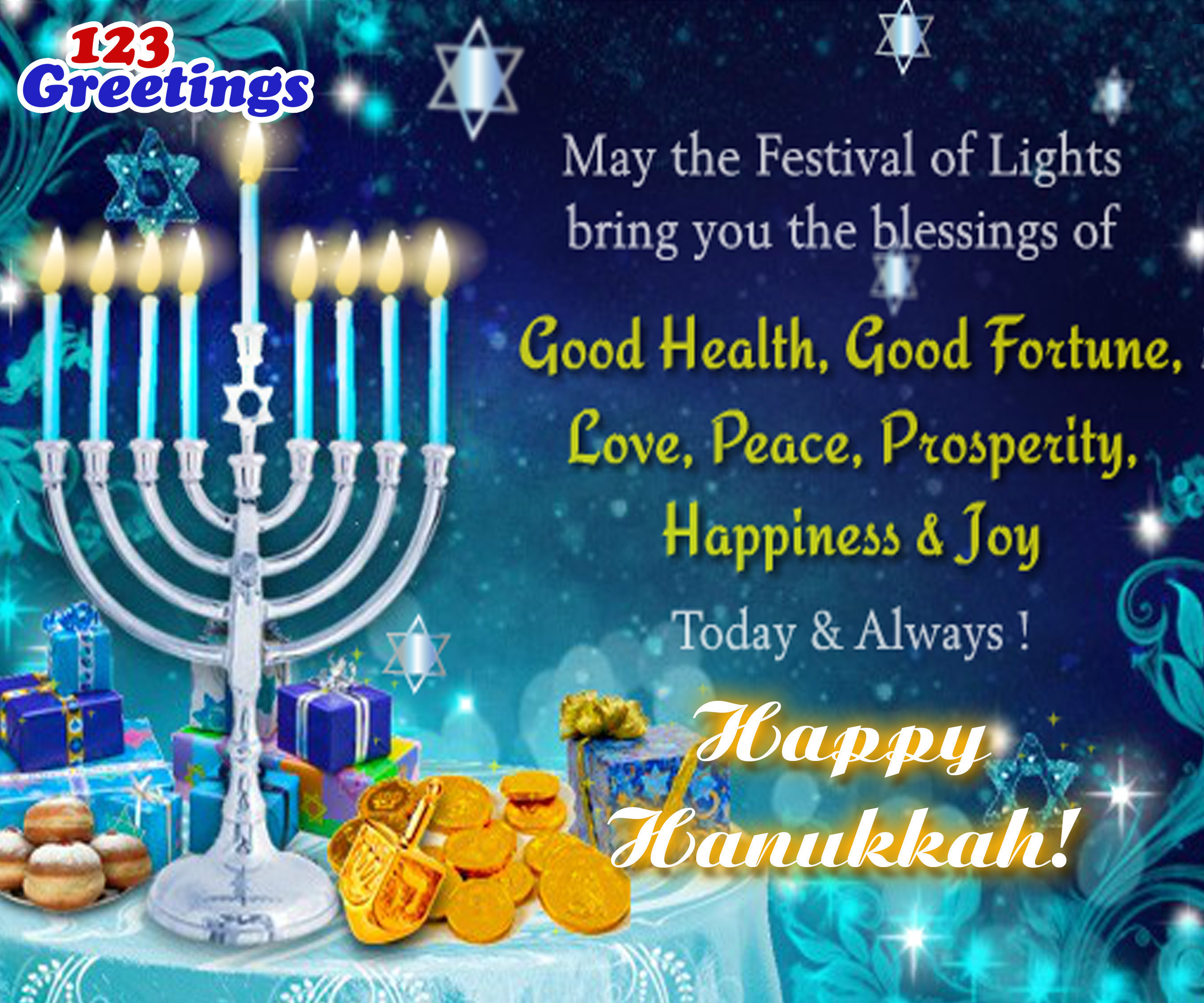 Light Up Your Life This Year With A Menorah And Enhance Your Hanukkah Celebration With