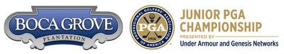 Young Athletes Crowned South Florida PGA Junior Champions at Boca Grove (PRNewsFoto/Boca Grove)