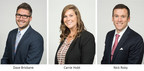 Siegfried Welcomes New Professionals to its Leadership Team