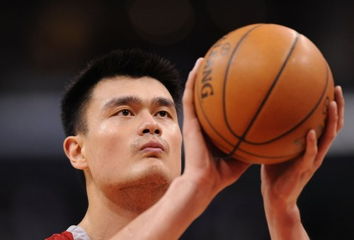 Yao Ming has confirmed he will be part of the judging panel for the inaugural Sport Media Pearl Awards in Abu Dhabi. (PRNewsFoto/The Sport Media Pearl Awards) (PRNewsFoto/The Sport Media Pearl Awards)