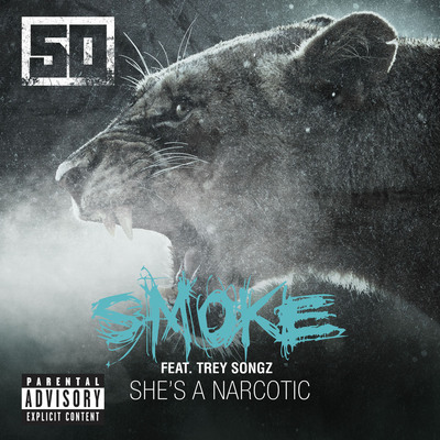 "50 CENT DEBUTS ""SMOKE"" - FEAT. TREY SONGZ OFF ANIMAL AMBITION.  (PRNewsFoto/50 Cent)"