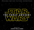 STAR WARS: THE FORCE AWAKENS cover art