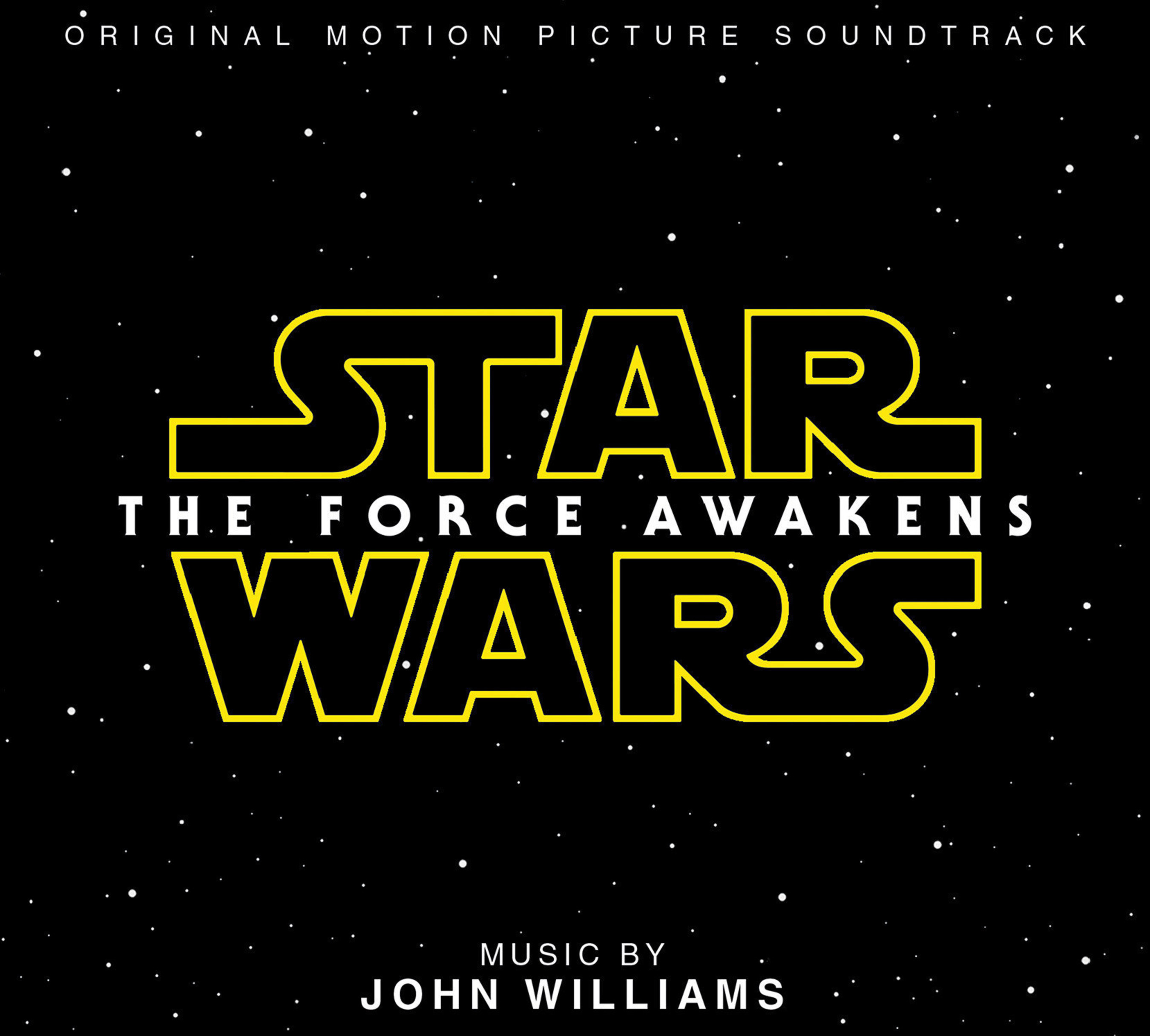 STAR WARS: THE FORCE AWAKENS cover art