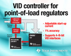 TI's LM10011 is the first VID controller designed to operate along with a point-of-load regulator to adjust the core voltage of a VID-enabled processor. (PRNewsFoto/Texas Instruments Incorporated) (PRNewsFoto/TEXAS INSTRUMENTS INCORPORATED)