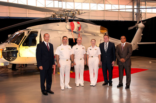 The Commonwealth of Australia, the U.S. Navy and Sikorsky July 23 formally celebrated delivery of the first ...