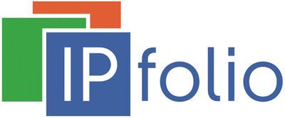IPfolio logo.(PRNewsFoto/IPfolio)