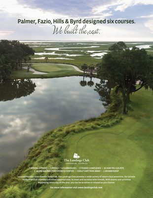 The Landings Club is located on Skidaway Island in Savannah, Georgia. With six championship golf courses, four clubhouses, five pools and programming for members and families of all ages, The Landings Club is one of the largest, most desirable private residential clubs on the East Coast. Learn more at www.landingsclub.com.