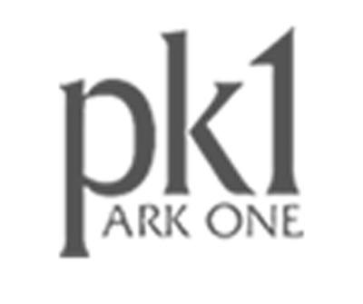 Park One Logo.  (PRNewsFoto/Flash Valet)
