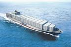 Artist's rendition of Matson's Aloha Class 3,600 TEU containership.  (PRNewsFoto/Matson, Inc.)
