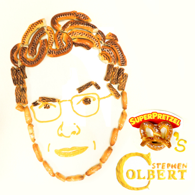 The Colbert Report host, Stephen Colbert (PRNewsFoto/J&J Snack Foods Corp.) (PRNewsFoto/J_J Snack Foods Corp_)