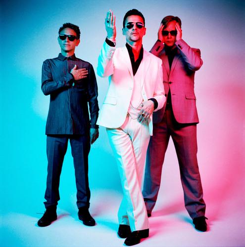 Depeche Mode To Release New Album On Columbia Records In March 2013.  (PRNewsFoto/Columbia Records, Anton Corbijn)