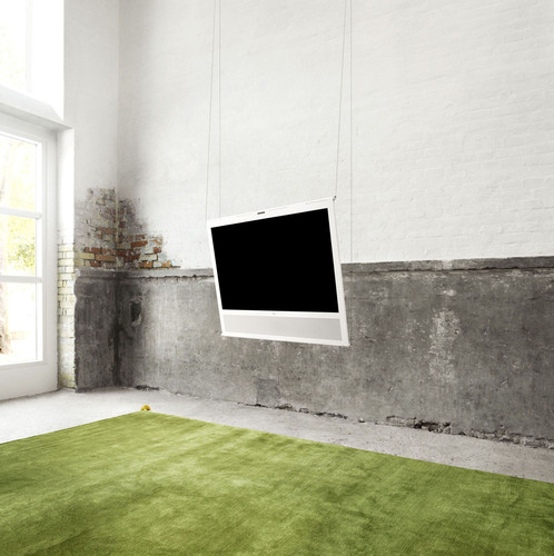 B&O PLAY Launches Its First Television and Offers Straight Forward Design, Flexible Placement and