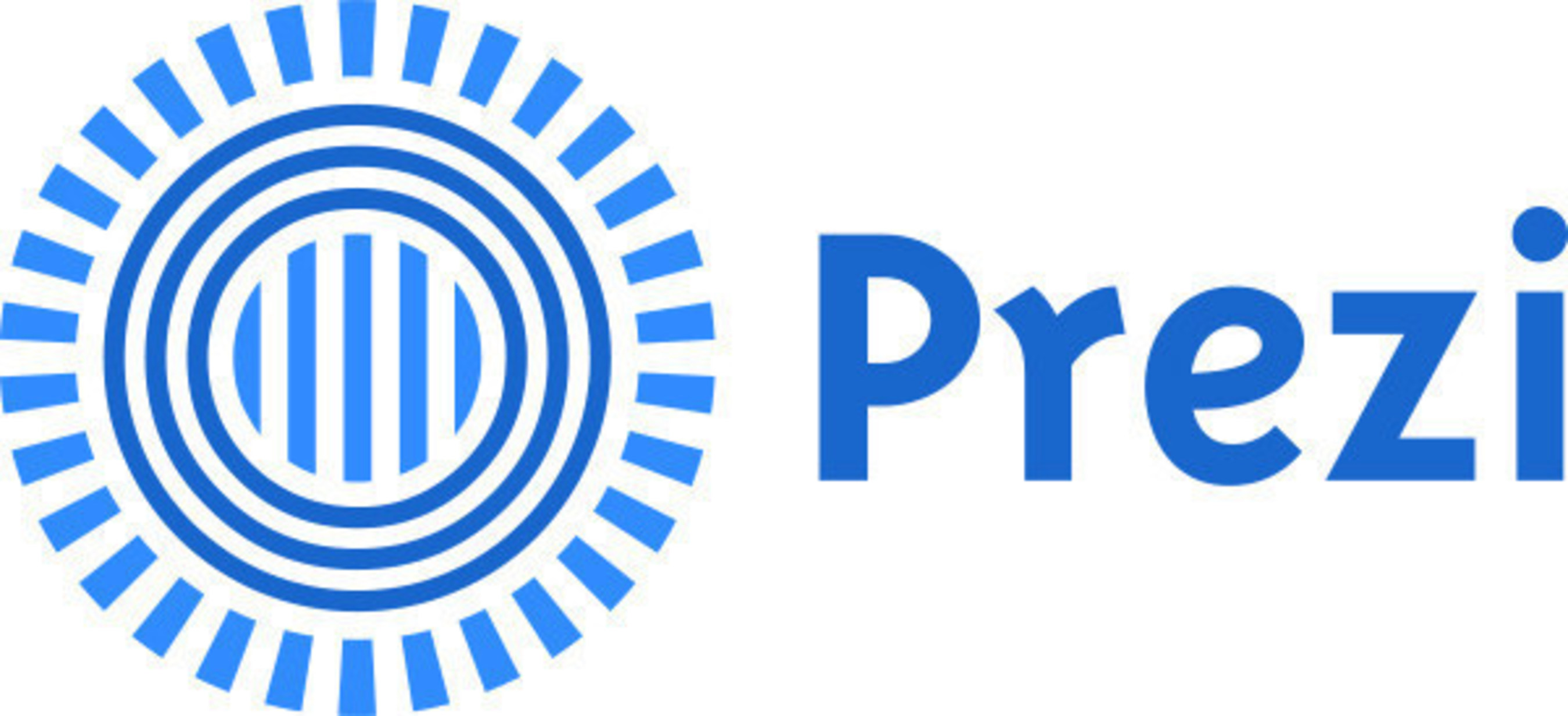 Prezi logo/link
