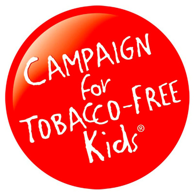 Campaign for Tobacco-Free Kids logo.