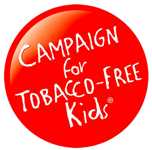 Campaign for Tobacco-Free Kids logo. (PRNewsFoto/Campaign for Tobacco-Free Kids) (PRNewsFoto/)