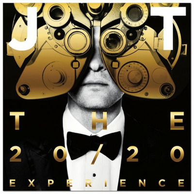 Justin Timberlake - The 20/20 Experience. (PRNewsFoto/5 Alarm Music) (PRNewsFoto/5 ALARM MUSIC)