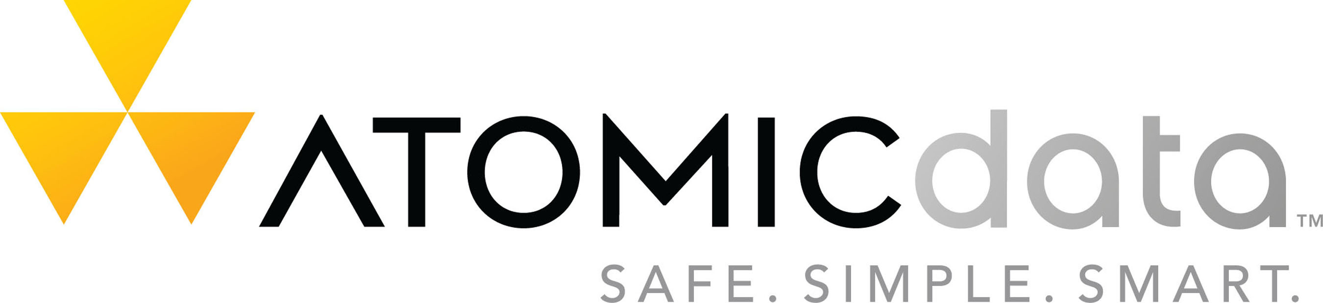 Atomic Data. Safe. Simple. Smart.
