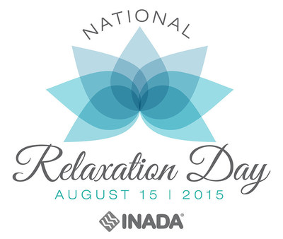 Inada Massage Chairs Promotes National Relaxation Day on August 15, 2015.