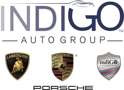 indiGO Auto Group logo.  (PRNewsFoto/indiGO Auto Group)