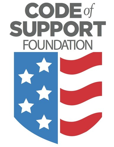 The Code of Support Foundation (PRNewsFoto/The Code of Support Foundation)