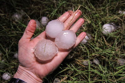 State Farm paid $2.4B for hail claims in 2014; ranks top states for claims