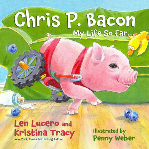 Chris P. Bacon, 'Pig On Wheels,' Teams Up With Charitable Organizations to Bring Positive Messages