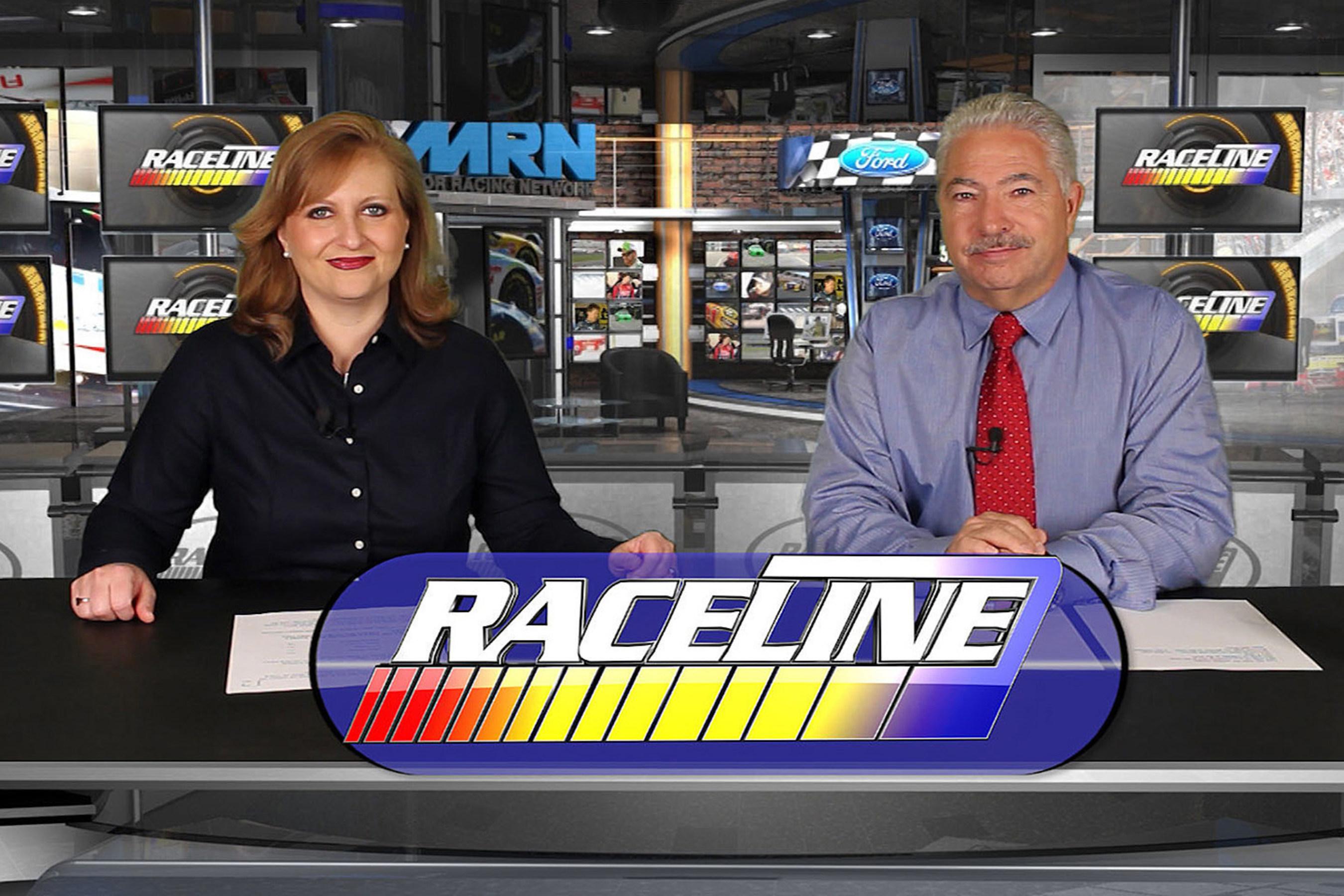 Motorsport.com to Host Popular Weekly NASCAR Television Show 'RACELINE'