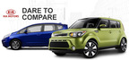As the Kia Soul continues to gain popularity, more drivers are choosing the funky wagon over its competition.  (PRNewsFoto/Bill Jacobs Automotive Group)