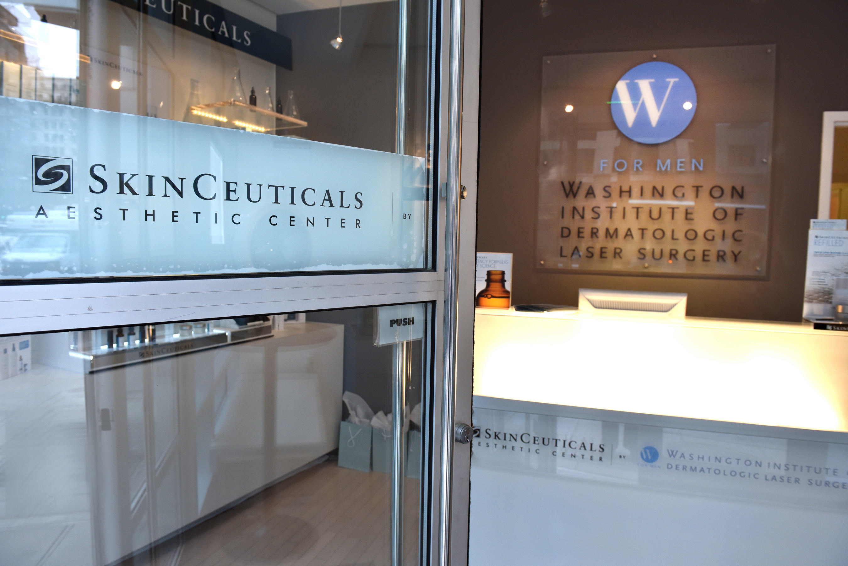 SkinCeuticals Launches First Aesthetic Center Worldwide with the Washington Institute of Dermatologic Laser ...